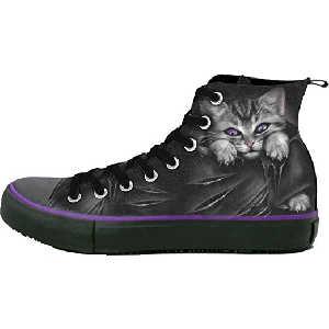 Botas de Gato Negras