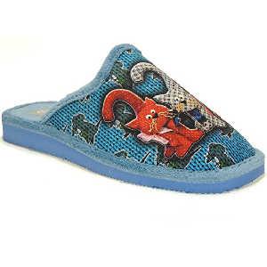 Sandalias de Gato Azules