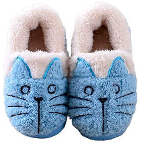 Zapatillas Confortables de Gatos