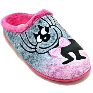 Zapatillas con Bigotes Rosas