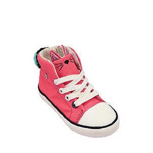 Zapatos de Niña de Gato